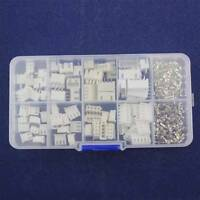 1 Set 2p 3p 4p 5 pin 2.54mm Pitch Terminal Kit/Housing/Pin Header JST Connector