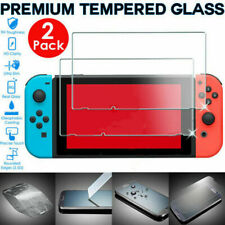 Game 9H Premium Tempered Glass Screen Protector (2 Pack) for Nintendo Switch DP