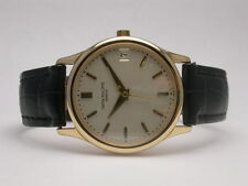 PATEK PHILLIPE 3998 CALATRAVA AUTOMATIC 18K YELLOW GOLD 36MM MEN'S WATCH
