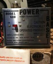MRC 600 120 Volt Hobby Transformer Vintage