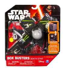Star Wars Box Busters DEATH STAR Playset Battle Cube Game ~ Disney ~ Spin Master