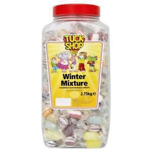 WINTER MIXTURE 2.75KG JAR OF SWEETS