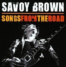 Songs from the Road by Savoy Brown (CD, Apr-2013, 2 Discs, Ruf Records)