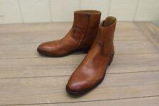 Florsheim Men's Capital Plain Toe Zip Boot - Brown - Size 12 D