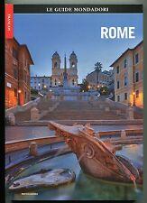 Mozzati - ROME Français Le Guide Mondadori 2017 Nuovo - où manger et dormir Roma