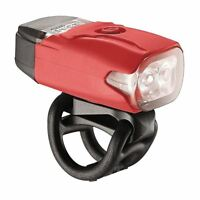 Lezyne KTV Drive 180 Front LED Cycle Light USB rechargeable - Red