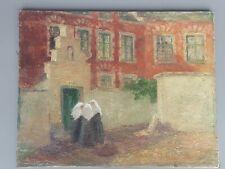 Omer COPPENS (1864-1926) - Öl auf Leinwand - signiert