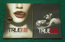 True Blood: The Complete First & Second Season (DVD, 2010) Season 1 & 2
