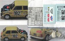 "Transkit 1/43 FIAT 126 ""FONTANA"" RALLYE MONTECARLO 1973  LIGOBBI Arena Tk09"