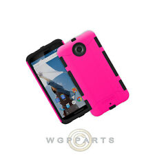 Trident Aegis Case Nexus 6 Hot Pink Case Cover Shell Protector Guard Shield