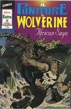 Il Punitore & Wolverine - African Saga - Play Extra N° 32 -Play Press- USATO BU.