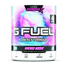 Gamma Labs G Fuel  Cotton Candy GFuel 40 Servings