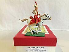 Trophy WA54 D - Trumpeter 2nd Dutch Lancers Napoleonic War