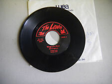 THE LAW wings of a dove/marching drums from hell/i never go swimming  45