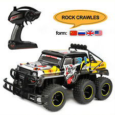 1:10 Climbing RC Car Off-Road Monster Truck Electric 2.4G RTR Remote Controlled
