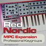 NORDLEAD II MPC EXPANSION PROGRAMS & KEYGROUPS READY AKAI MPC SAMPLES DOWNLOAD
