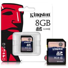 Cartes mémoire pour téléphone mobile et assistant personnel (PDA), classe 4, SDHC, 8 Go