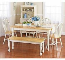 Dinette Solid Wood Dining Table Breakfast Kitchen Dining Room Home Furniture New