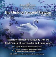 The Music of Graceful Passages Hemi-Sync CD Meta Music