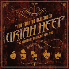 Uriah Heep : Your Turn to Remember: The Definitive Anthology 1970-1990 VINYL