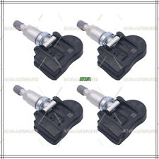 4PCS 4H23-1A159-AE Tire Pressure Monitor Sensor 433MHz For Jaguar Land Rover