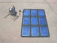 50 Watt Folding Solar panel 12 Volt charger Hiking Camping 4WD 4X4