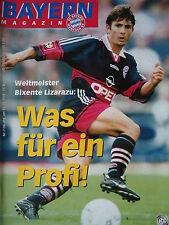 Programm 1998/99 FC Bayern München - VfB Stuttgart
