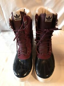 ADIDAS Primaloft Winter Boots Size 10 Made in Indonesia