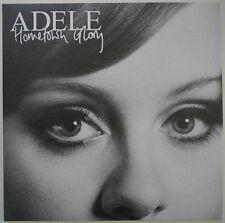 """7"""" UK ** ADELE-Hometown Glory/Fool that I am (Live) (XL Rec.' 08) ** 22777"""