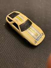 "Diecast Hot Wheels 1978 928 White Porsche Window Tints 3"" inches long 1:48th"