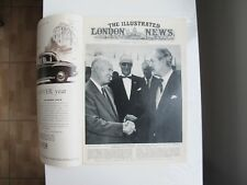 The Illustrated London News - Saturday March 30, 1957