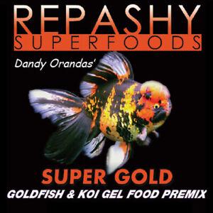 Repashy Super Gold for Goldfish & Koi - Everything Aquatic