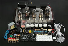 6N8P+6P3P HIFI Single-Ended Pure Class A Tube Amp Vacuum Power Amplifier DIY Kit
