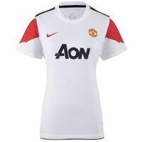 Nike Damen Trikot Manchester United MUFC weiß T-Shirt Damen Away NEU