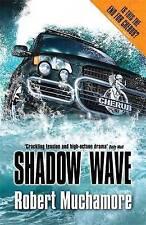 Shadow Wave (Cherub), Robert Muchamore | Hardcover Book | Good | 9780340956472