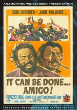 IT CAN BE DONE AMIGO WILD EAST SPAGHETTI WESTERN COLLECTION NEW SEALED DVD OOP