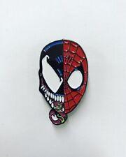 Venom Spiderman Enamel Pin