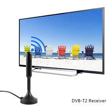 Leistungsstarke DVB-T2 HD Antenne ALU-Massivkern AVK25-PLUS Stabantenne Receiver