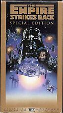 Star Wars V (5)~The Empire Strikes Back~Special Edition Vhs~Vg Cond~Mark Hamill