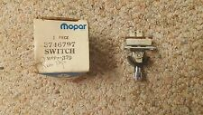NOS OEM 1975-77 Mopar B-Body Power Rear Window Switch 3746797
