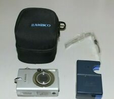 Canon PowerShot S410 Digital ELPH Small Pocket Camera - Tested