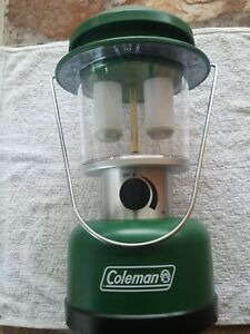 Coleman Portable LED Lantern, 390 Lumens (Battery 8D)2000024375 NEW NEVER USED