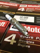 8-PC Motorcraft SP-509 Double Platinum Spark Plugs HJFS-24FP SP509 HJFS24FP