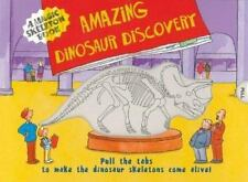 Magic Color Bks.: A Magic Skeleton Book : Amazing Dinosaur Discovery by...