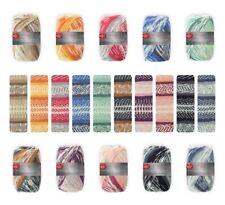 100 g Golden Socks Fjord Socks Sockenwolle 4-fädig von Pro Lana Norwegermuster