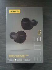 Jabra Elite True Bluetooth Earbuds - Titanium Black new 75