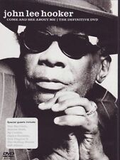 John Lee Hooker – Come And See About Me I The Definitive DVD PAL