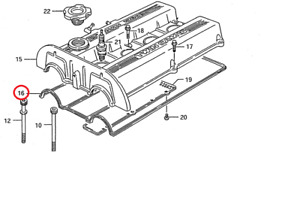 Suzuki Swift GT GTI  GASKET,CYLINDER HEAD COVER | 89-94| Genuine OEM NEW!
