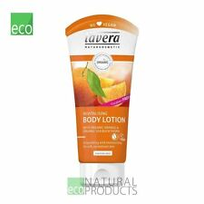 Lavera Organic Body Lotion Revitalising Orange 200ml