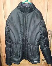 Original Globe Spirit Ultra Vert Foncé plume & duvet femme jacket XL UK12 Promotion!